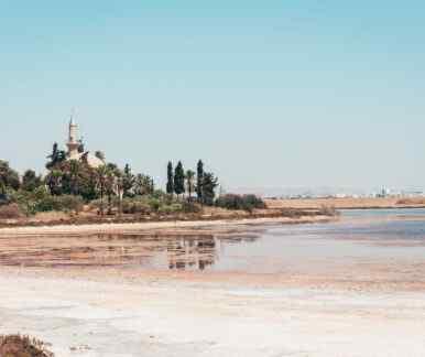 Zypern zweigeteilt